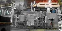 ЭСПЦ. Дуговая электросталеплавильная печь ДСП-180